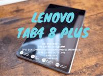 レビュー『Lenovo tab4 8 PLUS