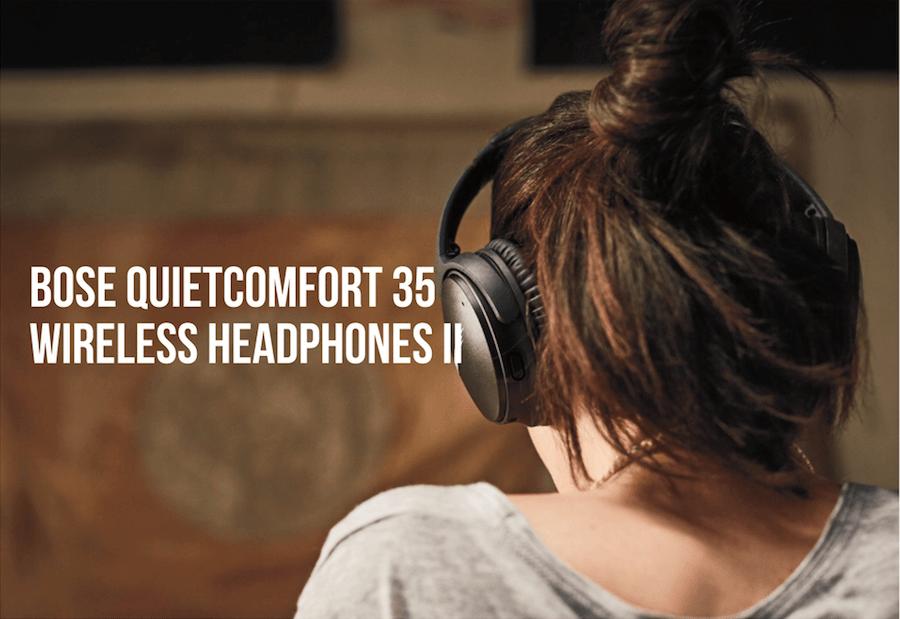 BOSE QuietComfort 35 Headphone 比較