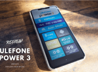 Ulefone Power 3 レビュー
