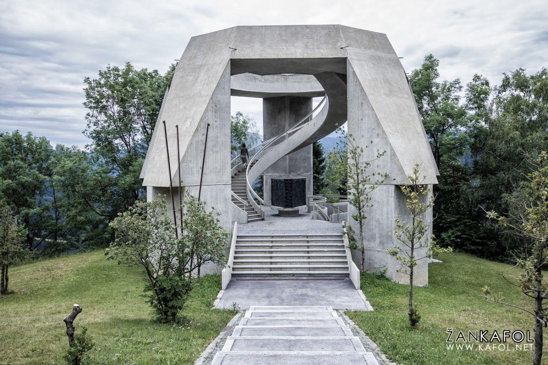 Dražgoše - spomenik