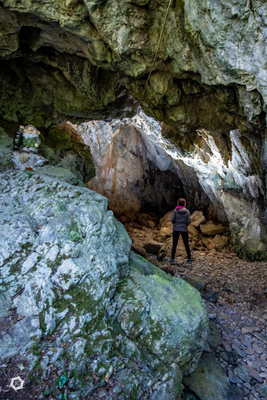Vhod v jamo Škratovko