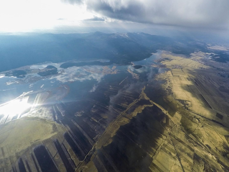 Polno Cerkniško jezero