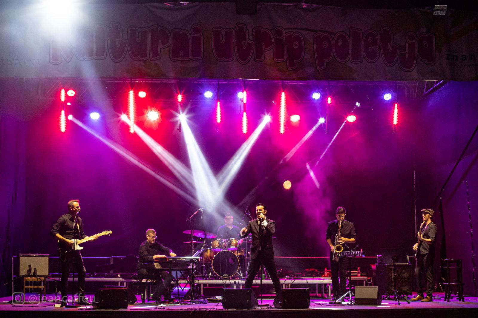 Rok'n'Band - Kulturni utrip poletja Postojna