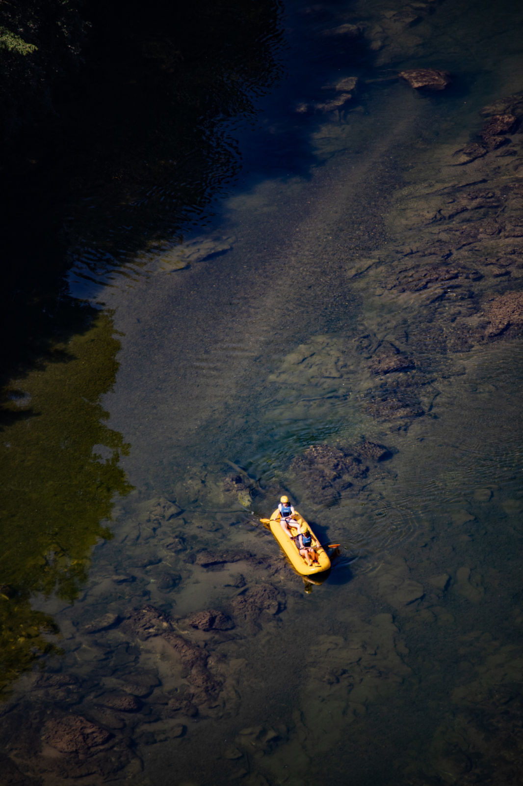 S čolnom po reki Kolpi