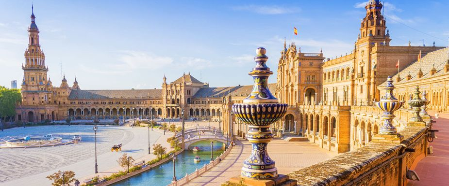 Trending Destinations 2018 - Seville, Spain