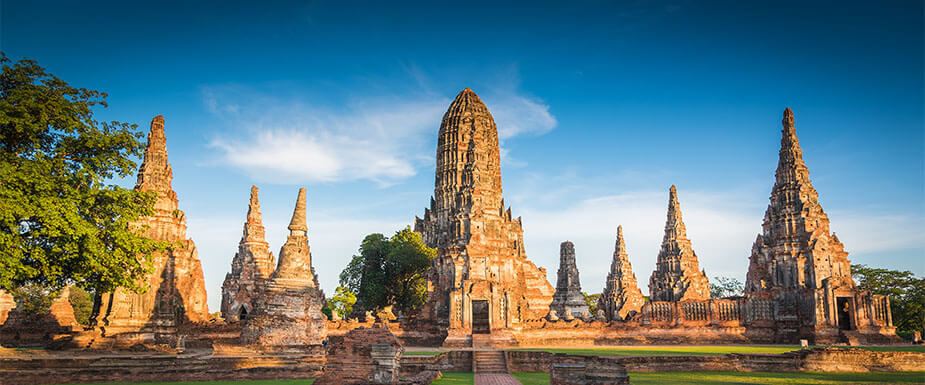 Kaligo's Top Historical Destinations - Ayutthaya