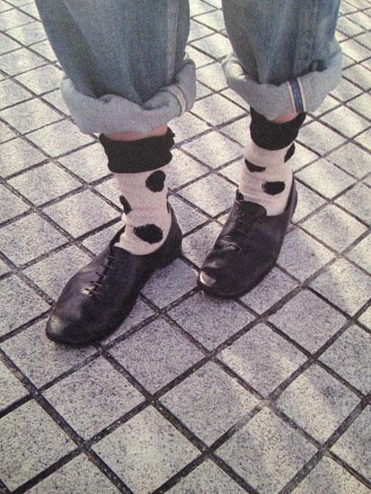 フレンチブルの靴下 『パドルソックス』
