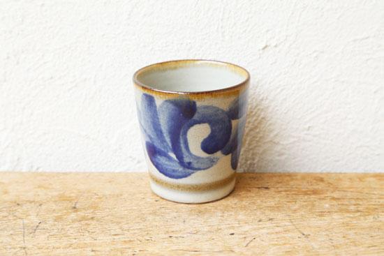 陶器工房 虫の音 泡盛カップ