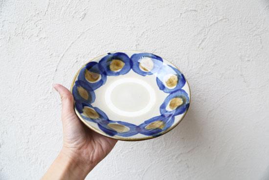 風香原 7寸皿