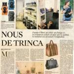 «De compras» por Barcelona en La Vanguardia