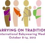 Empieza la semana internacional de la crianza en brazos 2012