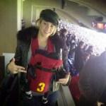 Shakira lleva a su bebé