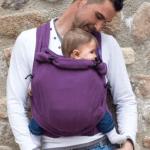 ¿Cuándo llevar el bebé a la espalda?