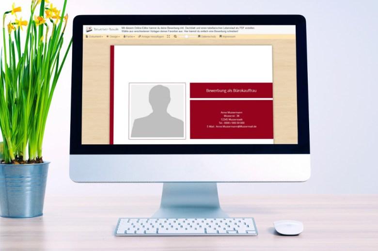 Bewerbung Online Erstellen Sinnvoll Blog Kanzleijobs