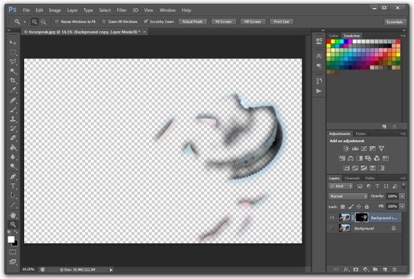 Focus Peaking Action and Tutorial for Photoshop — Karel Donk