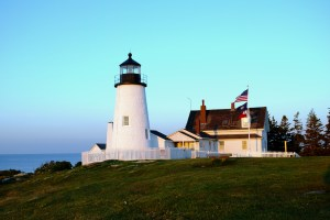 Pemaquid Point Lighthouse at Sunrise Photo (c) Nathaniel Hammond