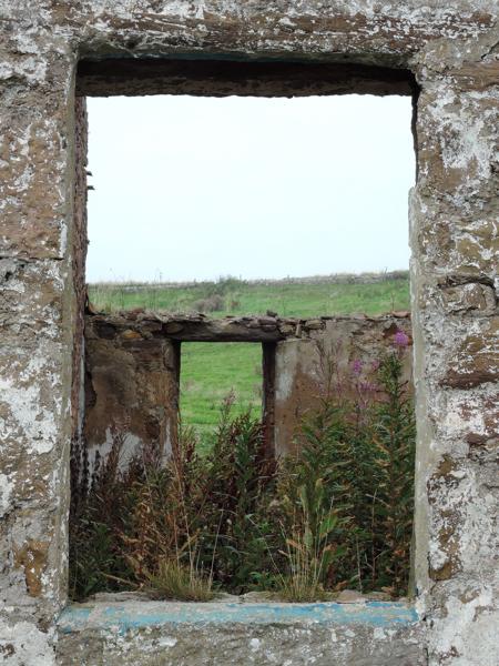 Mile 65 - Ruins. Sponsored by Dawn Carson, Kathleen and Robert Thorburn, Lorna and Ken Wilson, Colin Aimers, John Gaskell and Stina and Robert MacDonald.