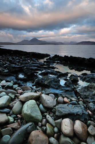 Broadford Bay, Isle of Skye - April 2010