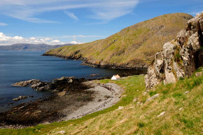 _DSC7119 JPEG Eilean an Tighe, Shiant Isles Edited Re-Sized 1050