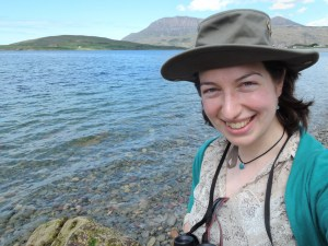Highland healing power! Happy and healthy at Ardmair in July 2015