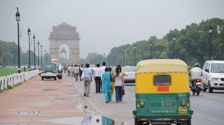 India Gate. Photo by Nomad Tales.