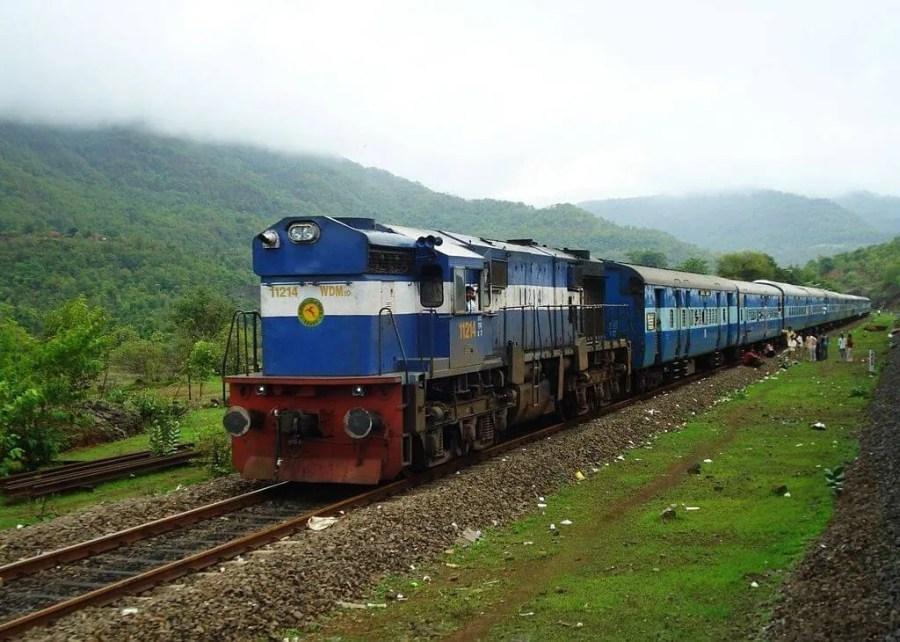Nethravathi Express