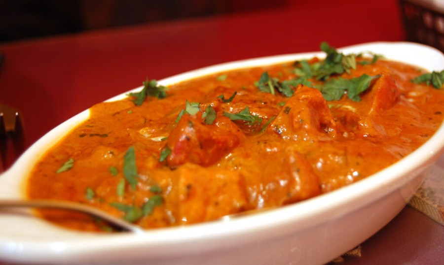 Punjabi Butter Chicken. Photo by stu_spivack.
