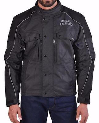 Safari Touring Jacket. Photo by Royal Enfield.