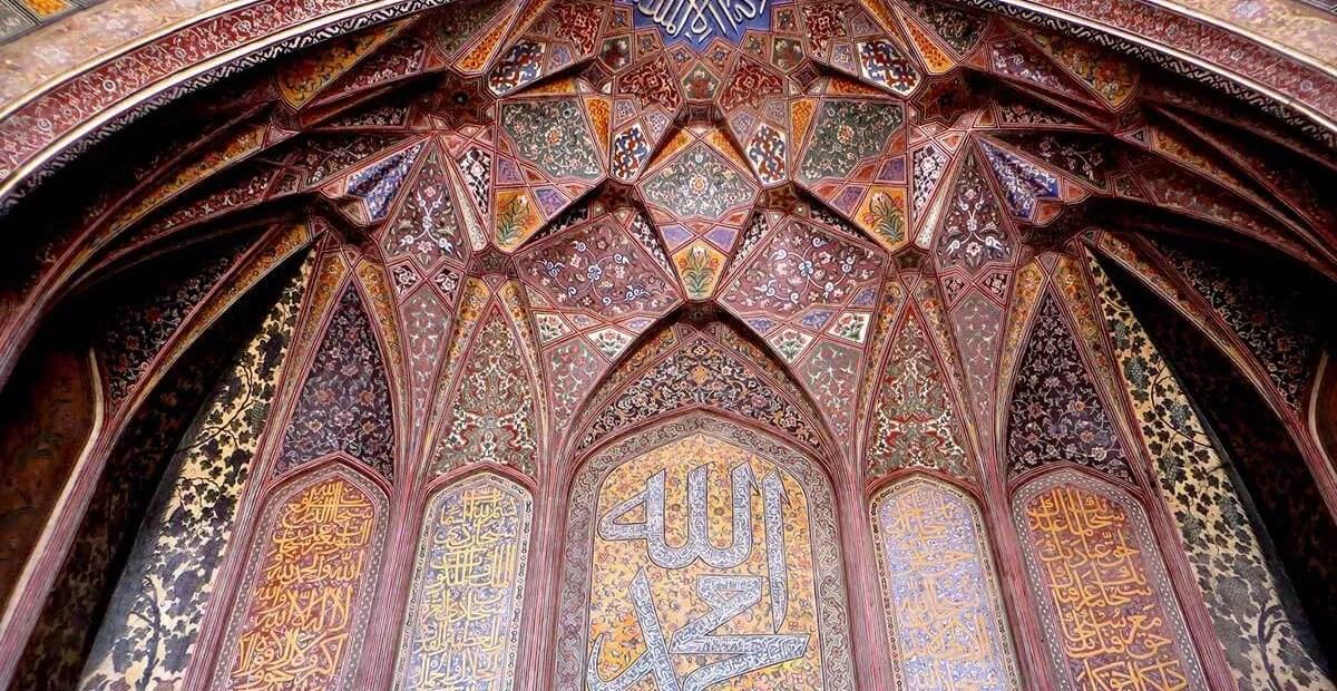 Is Pakistan Safe to Travel to?Wazir Khan Masjid Mosque Shahi Royal Hammaam Bathhouse Lahore Pakistan Oct 2015 047 photo by Wasif Malik (https://flic.kr/p/Bzmoms).