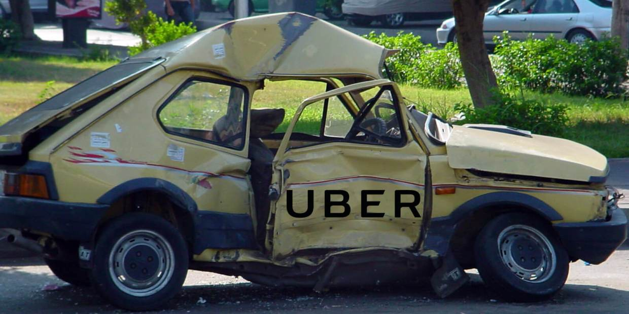 Uber I Have a Mastercard Promo Issue & My Ride with Your Support Has Been a Car Wreck. Photo by JJ_The_Jester (https://flic.kr/p/9wHUsr).