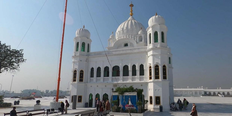 Kartarpur Darbar Sahib (Main Prayer Hall)