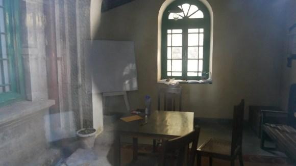 Landour Language School Classrooms