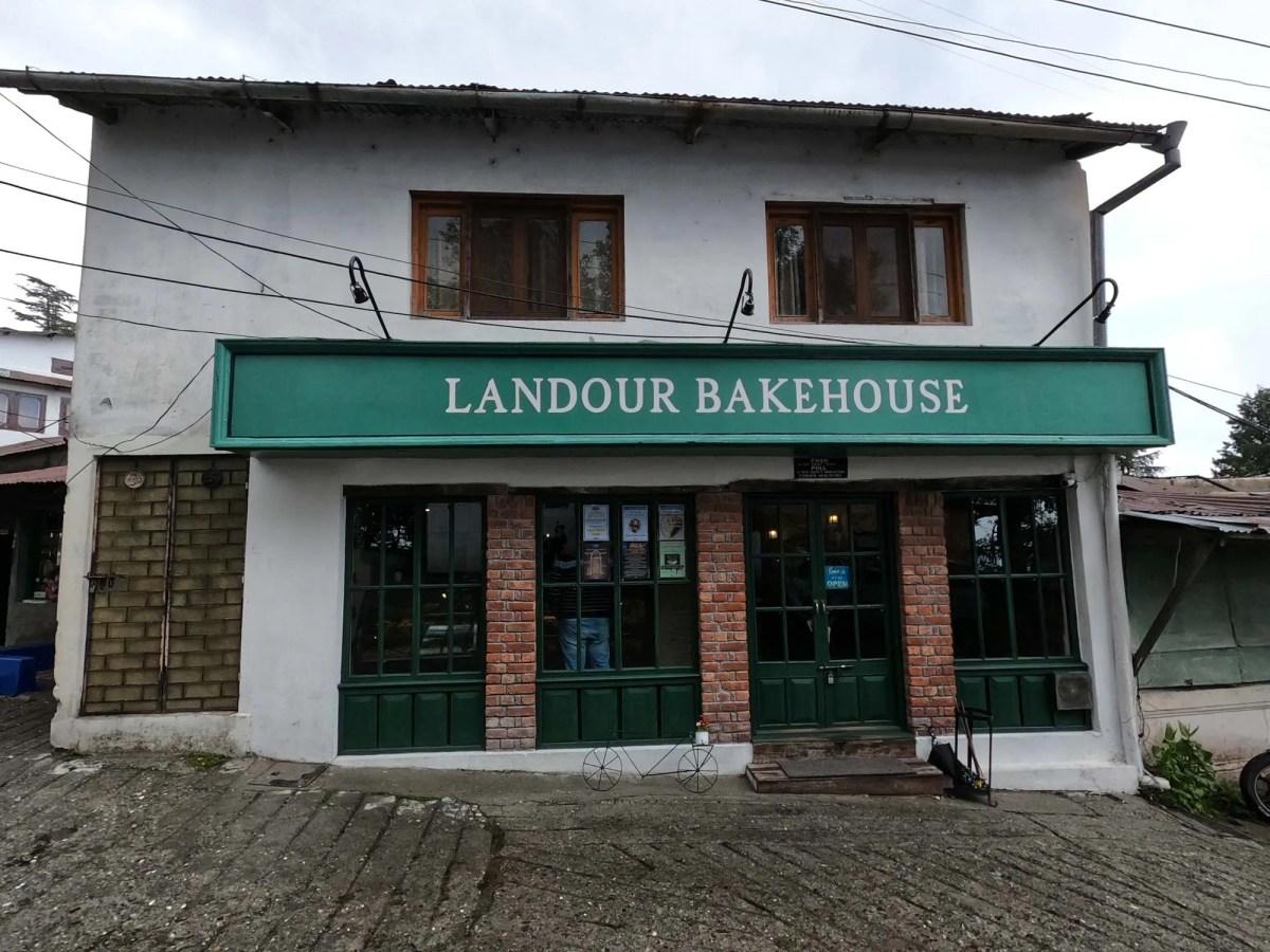 Landour Bakehouse, Uttarakhand
