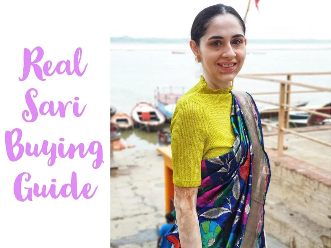 How to buy a real sari not fake