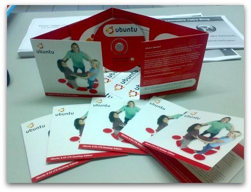 CD Ubuntu Hardy Heron 8.04