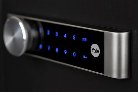 Yale Dijital çelik para kasası