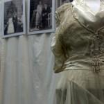 Выставка «Винтаж. Истории моды». Стенд «Свадебная мода 1 половины ХХ века»