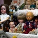 Выставка «Винтаж. Истории моды-2»: люди и куклы