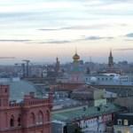 На крыше «Центрального Детского мира магазина»