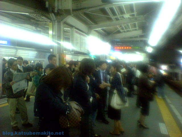 下北沢駅 2006年
