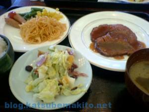 肉の万世 秋葉原 2006年GW