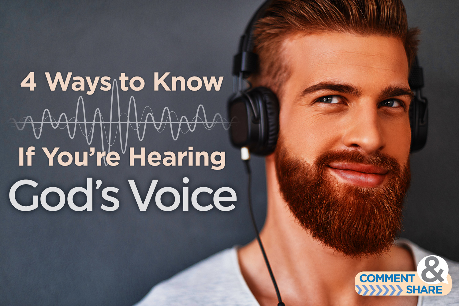 4 Ways To Know If You Re Hearing God S Voice