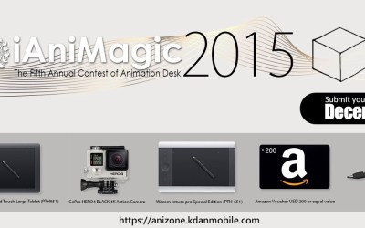 How to Submit Your Work to iAniMagic 2015 – The Living Light Box