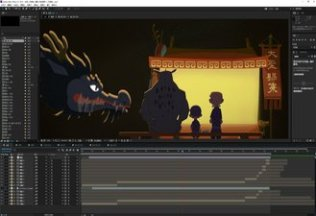 "The making of ""Monkey King: Hero is Back"""