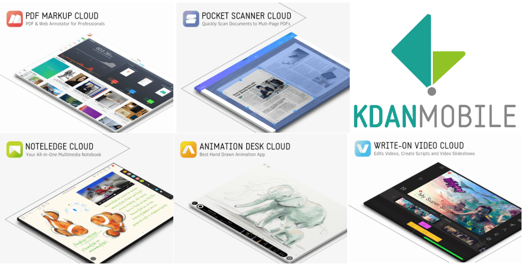 Kdan Creative App series