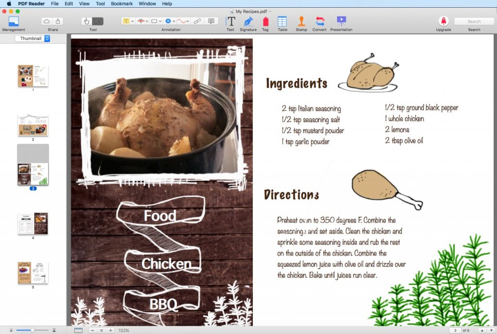 Create content-rich PDFs with robust multimedia tools