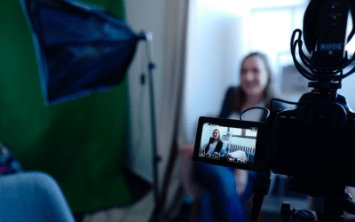 How I Made a Video Resume Without Filming Myself