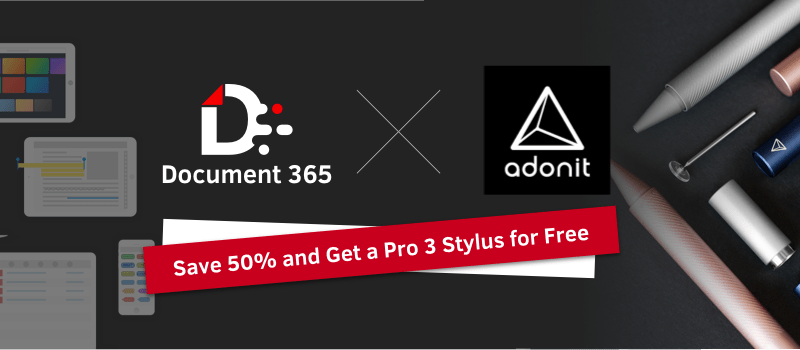 Document 365 Flash Sale