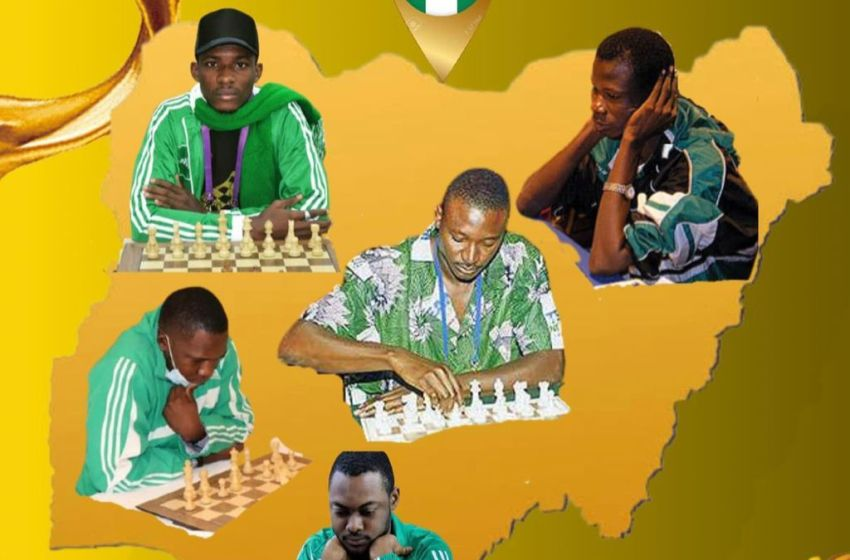 Top 10 Highest Ever Chess Rating In Nigeria