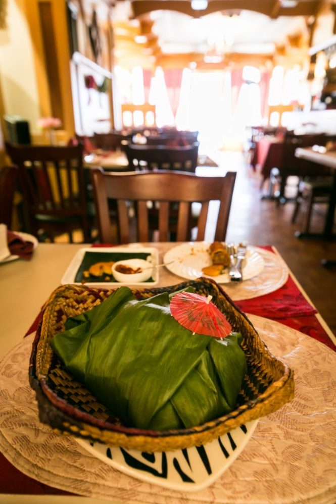 Lunch at San Rasa in Staten Island, by NYC photographer, Kelly Williams